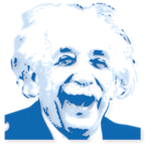 Image for Albert Einstein with your clients at Your Web Presence