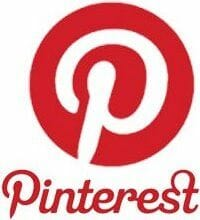 Image of Pinterest Logo for improving social networking