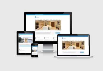Image of the Symmetry Electrical Website
