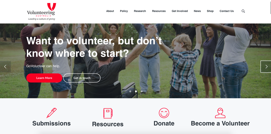 Image of Volunteering Australia